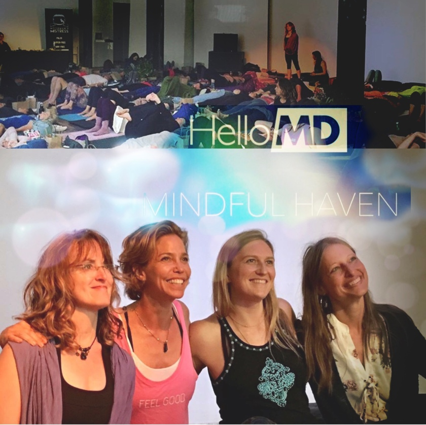 HelloMD's Mindful Haven Wellness Event